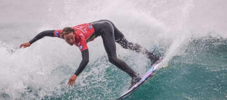 CAMPEONATO NACIONAL y LATINOAMERICANO DE SURF